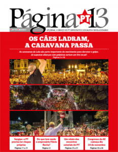 Página 13 n° 172, novembro e dezembro 2017