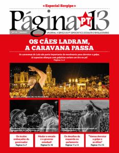 Página 13 n° 173, nov/dez 2017 – Especial Sergipe