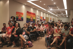 Encontro setorial LGBT do PT