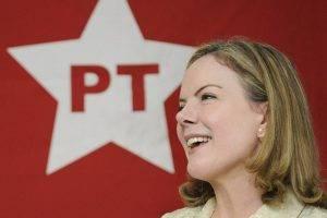 Sobre as declarações da presidenta Gleisi Hoffman