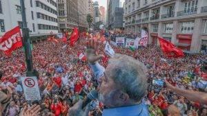 Principais trechos do discurso do Lula em Porto Alegre