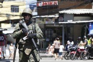 Nota do Movimento Nacional de Direitos Humanos contra a intervenção militar no Rio de Janeiro