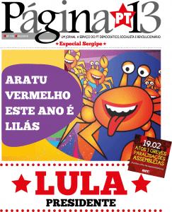 Página 13 n° 178, fevereiro 2018, Especial Sergipe