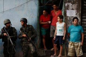 Parlamento chancelou intervenção militar no Rio de Janeiro e avanço do golpe
