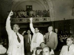 70 anos da cassação dos mandatos do Partido Comunista do Brasil