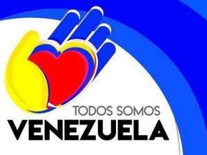 #TodosSomosVenezuela