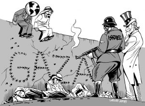 Sexta-feira Santa sangrenta na Palestina ocupada