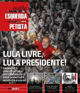 Saiu a revista Esquerda Petista n° 9