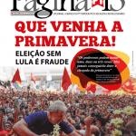 Publicada a edição de setembro do Jornal Página 13!