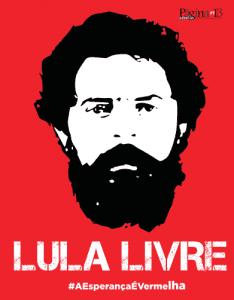 Página 13 n195, Abril de 2019, encarte Lula Livre