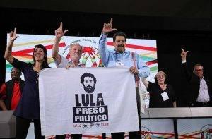 Defender a Venezuela da sanha imperialista