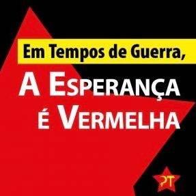 """Subscreva a pré-tese """"Em Tempos de Guerra, A Esperança é Vermelha – Minas Gerais"""""""