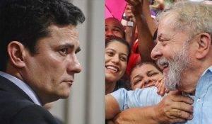 #VazaMoro Por eleições livres com LULA LIVRE!