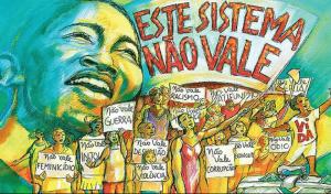 Grito dos Excluídos amplia vozes de brasileiros que rejeitam Bolsonaro