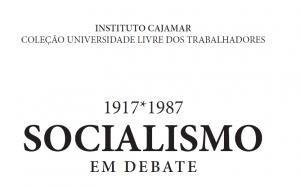 Livro Socialismo em debate (1917-1987)
