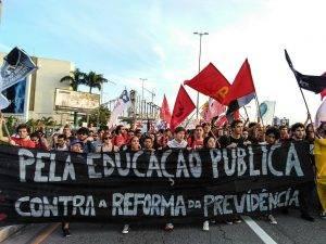Sobre a construção de greves e mobilizações estudantis pelo país