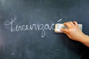 A gestão privada das escolas públicas da Bahia