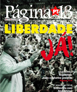 Jornal Página 13 –  nº  204 / outubro