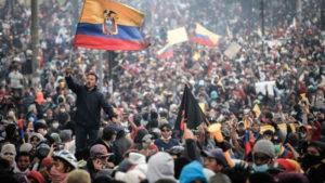 Sobre a crise política e social no Equador
