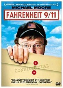 """""""Fahrenheit 9 de novembro"""" e o mito da democracia plena nos Estados Unidos"""