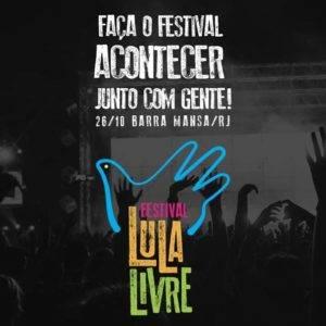Festival Lula Livre do SulFluminense