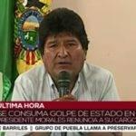 Novamente sobre o golpe na Bolívia
