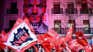 Será possível um governo das esquerdas no estado espanhol?