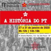 Curso: A História do PT