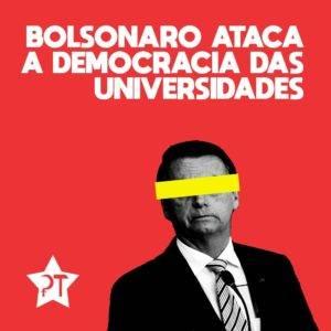 Garantir a autonomia universitária pela construção de uma universidade democrática e popular