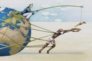 A elite americana prevê o fim do neoliberalismo