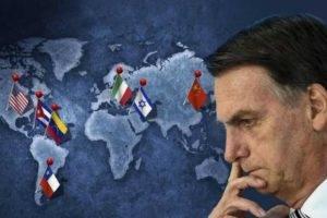 A falência de uma falida Política Externa: a crise do COVID-19 e o governo Bolsonaro