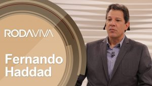 Read more about the article Haddad na Roda Viva