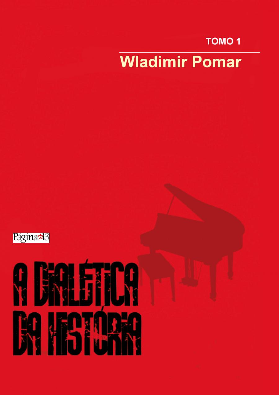 Livro A dialética da história Tomo 1 - Wladimir Pomar